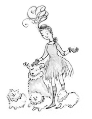 dog-lady